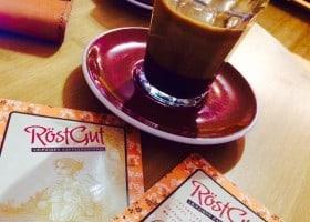 Sascha Weigels Feel-good-Ort: das Röstgut - Leipziger Kaffeerösterei