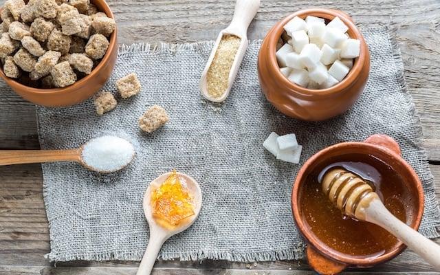 zuckerarten