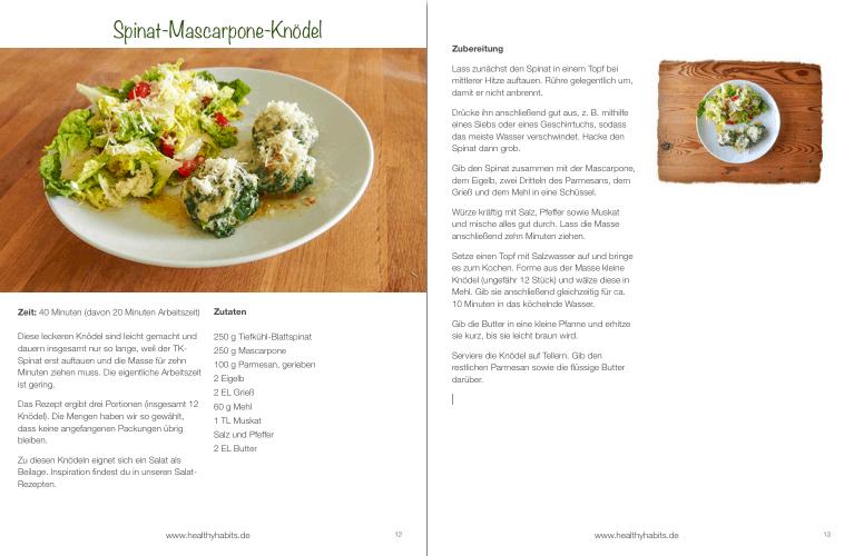 Vegetarische-Rezepte-Screenshot