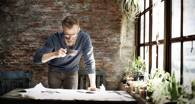wie ich einen produktiven tag im home office beginne healthy habits. Black Bedroom Furniture Sets. Home Design Ideas